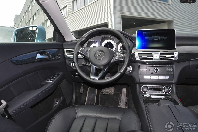 奔驰CLS级 2016款 CLS 260逸彩版