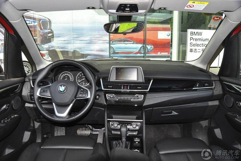 宝马2系旅行车 2016款 218i 运动设计套装