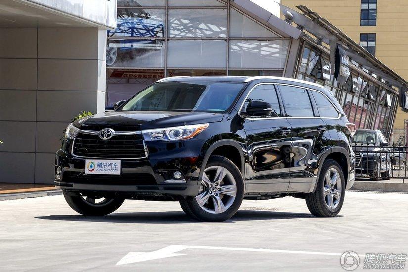 昂科威/汉兰达等中型SUV降2.2万元