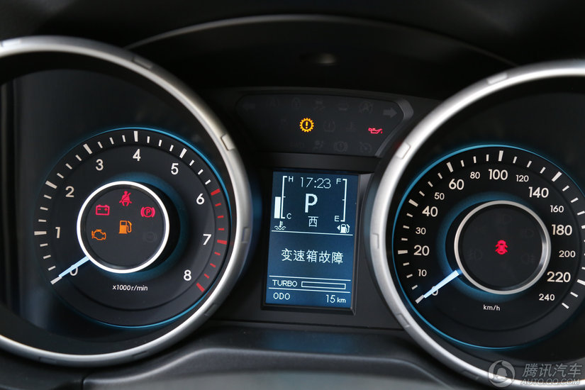 绅宝X65 2015款 2.0T AT精英型