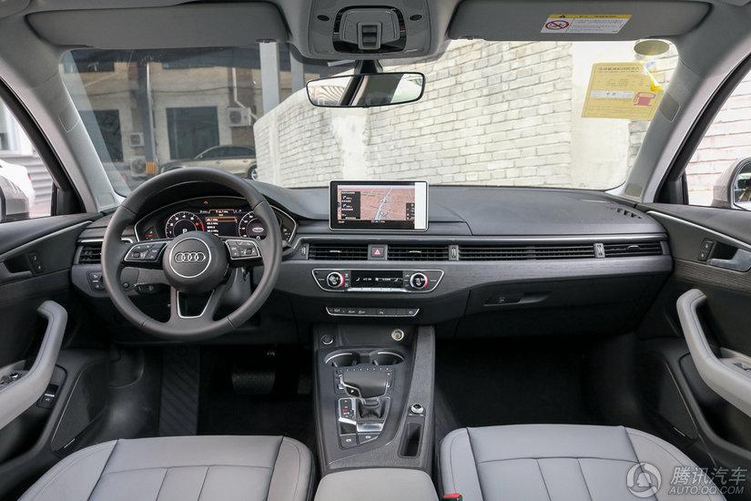 奥迪A4L 2017款 40 TFSI 时尚型