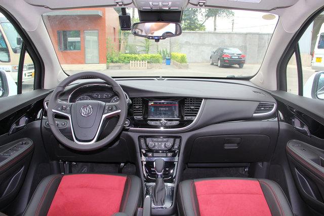 昂科拉 2016款 18T AT两驱都市精英型