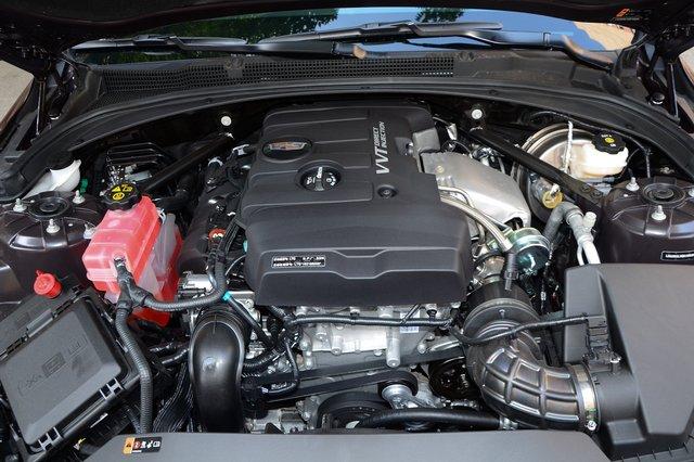 凯迪拉克ATS-L 2016款 28T 时尚型