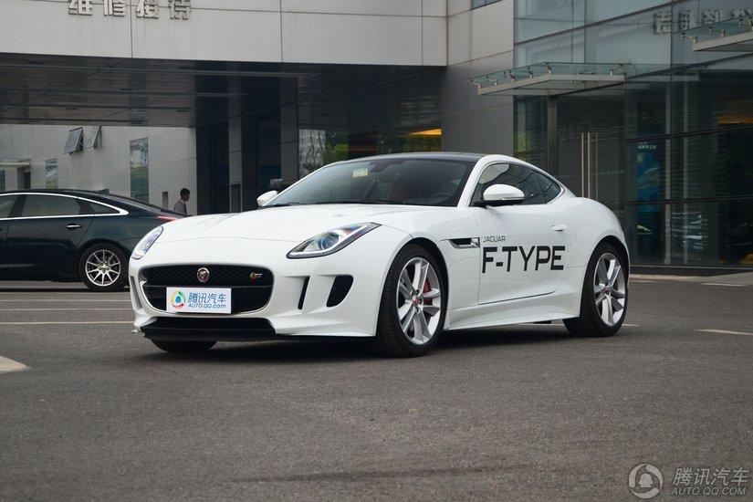 [腾讯行情]南宁 捷豹F-TYPE优惠16.8万元