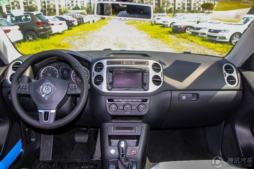 途观 2016款 300TSI AT四驱豪华版