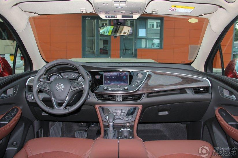 昂科威 2017款 20T 两驱豪华型