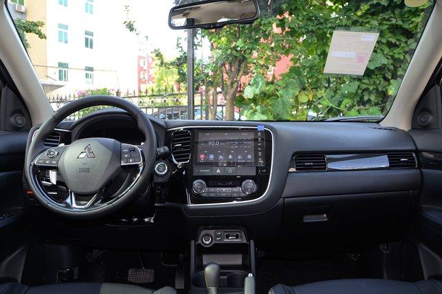 欧蓝德 2016款 2.4L CVT四驱精英版(5座)