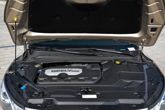 帝豪GL 2017款 1.8L MT精英型
