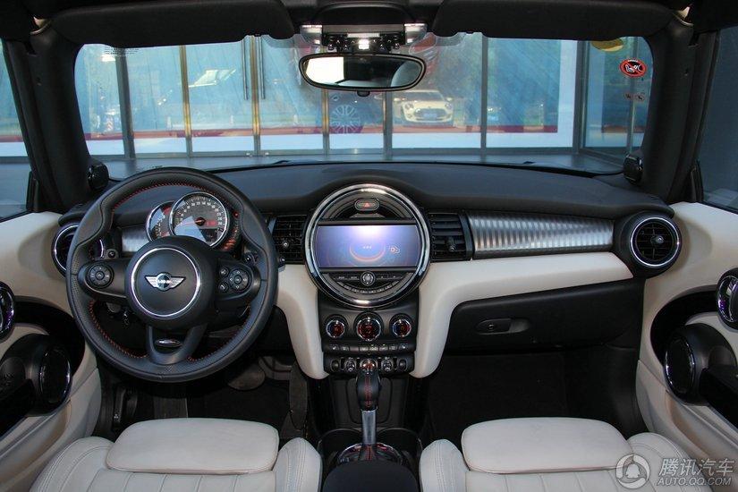 MINI 2016款 2.0T COOPER S CABRIO 加勒比蓝限量版