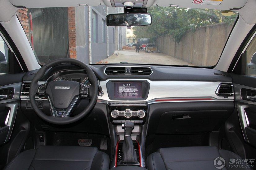 哈弗H2 2017款 蓝标 1.5T AT两驱豪华型