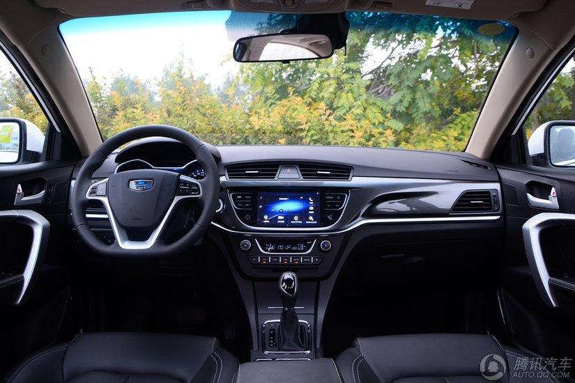 吉利帝豪 2017款 三厢 百万款 1.5L CVT向上型