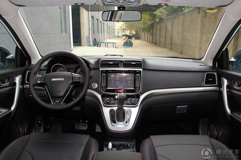 哈弗H6 2017款 蓝标 运动版 1.5T AT两驱豪华型