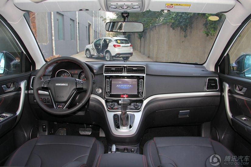 哈弗H6 2017款 红标 运动版 1.5T AT两驱豪华型