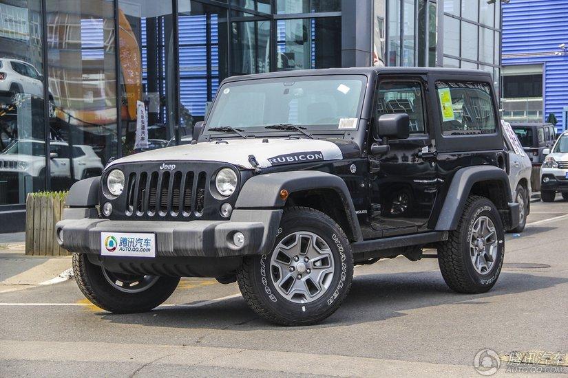[腾讯行情]成都 Jeep牧马人店内直降5万元