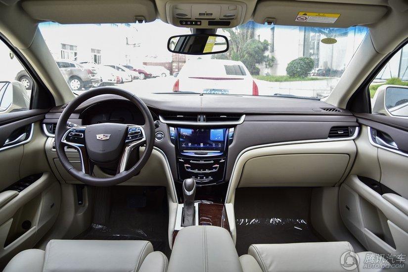 凯迪拉克XTS 2016款 28T 技术型