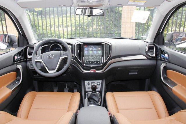 长安CX70 2016款 1.6L MT豪华型