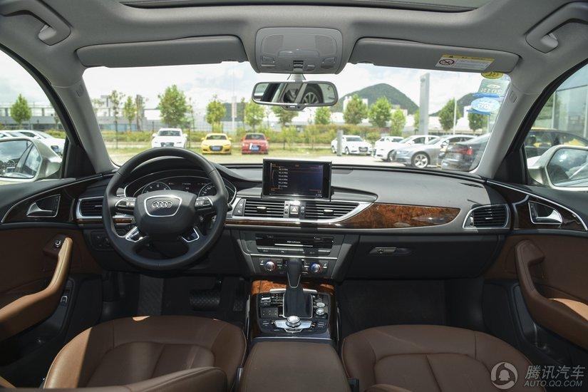 奥迪A6L 2016款 30 FSI 舒适型