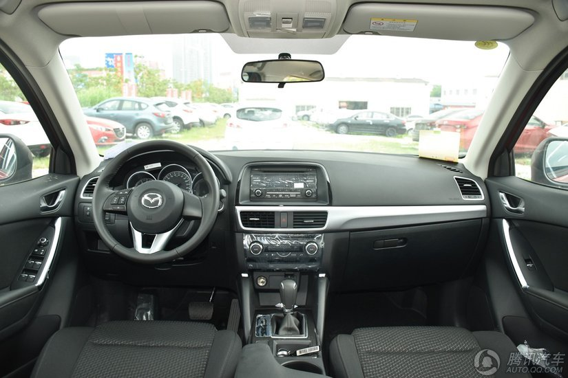 马自达CX-5 2015款 2.0L AT两驱都市型