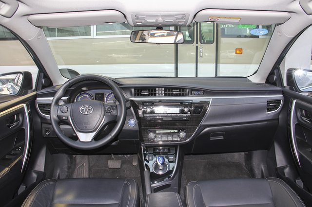 卡罗拉双擎 2016款 1.8L CVT豪华版