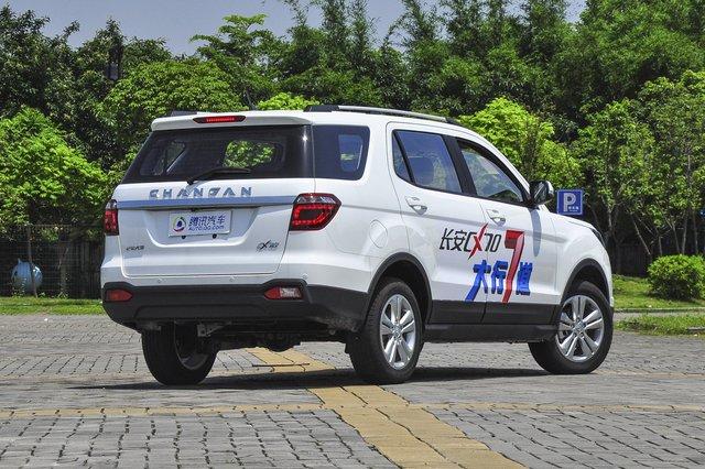 长安CX70 2016款 1.6L MT舒适型