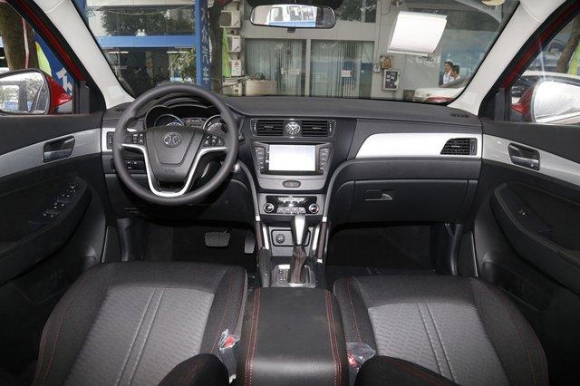 绅宝X55 2016款 1.5T CVT舒适版