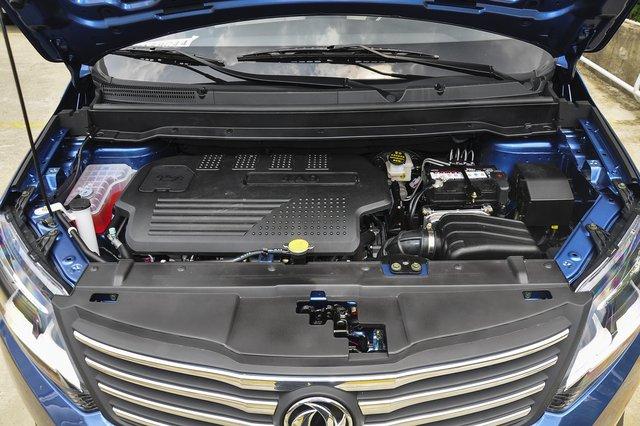 风行S500 2016款 1.6L CVT豪华型