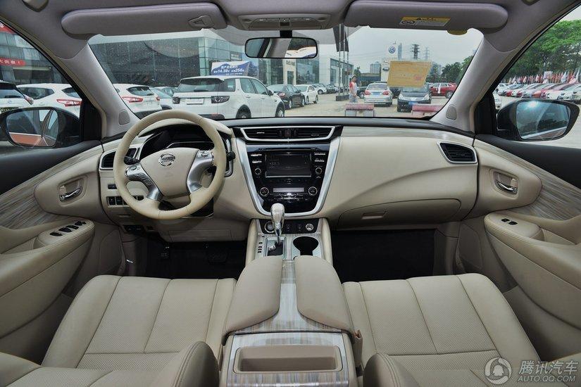 楼兰 2015款 2.5L CVT XL 两驱智尚版