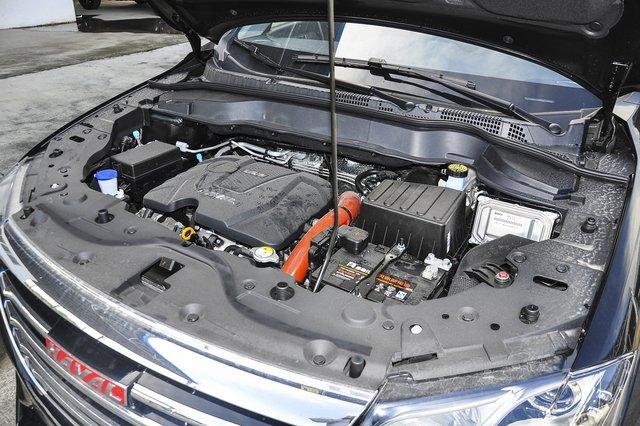 哈弗H2 2016款 红标 1.5T MT两驱豪华型