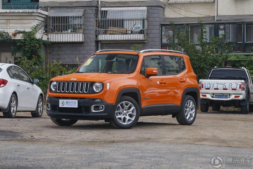 [腾讯行情]中山 购Jeep自由侠最高降1.3万