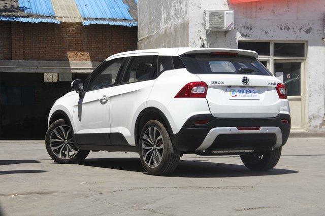中华V3 2016款 1.5T MT旗舰型