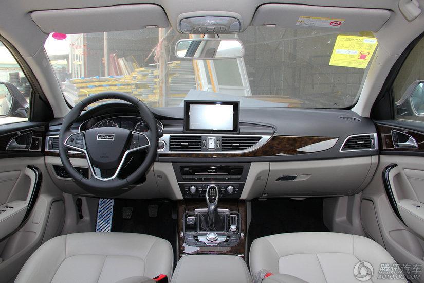 众泰Z700 2016款 1.8T MT尊贵型 幽棕