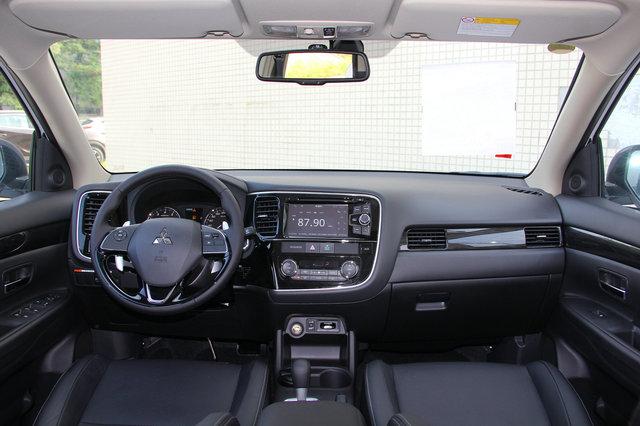 欧蓝德 2016款 2.4L CVT四驱豪华版(7座) 南极冰川白
