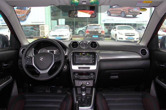 维特拉 2016款 1.4T MT豪华型