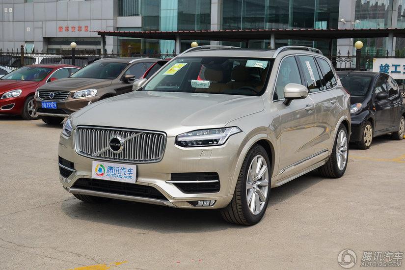 [腾讯行情]北京 沃尔沃XC90现金优惠11万
