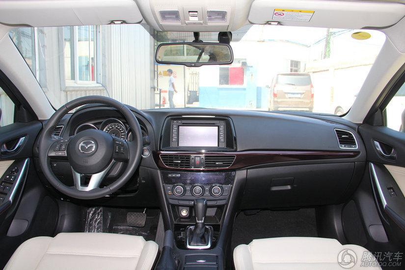 马自达6 ATENZA阿特兹 2015款 2.0L AT蓝天豪华版