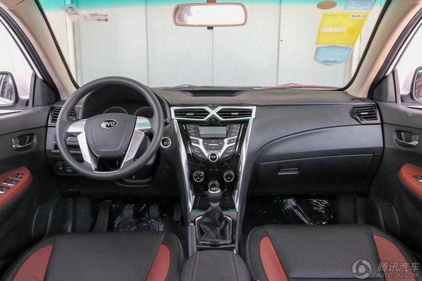 比亚迪F3 2016款 1.5L MT豪华型