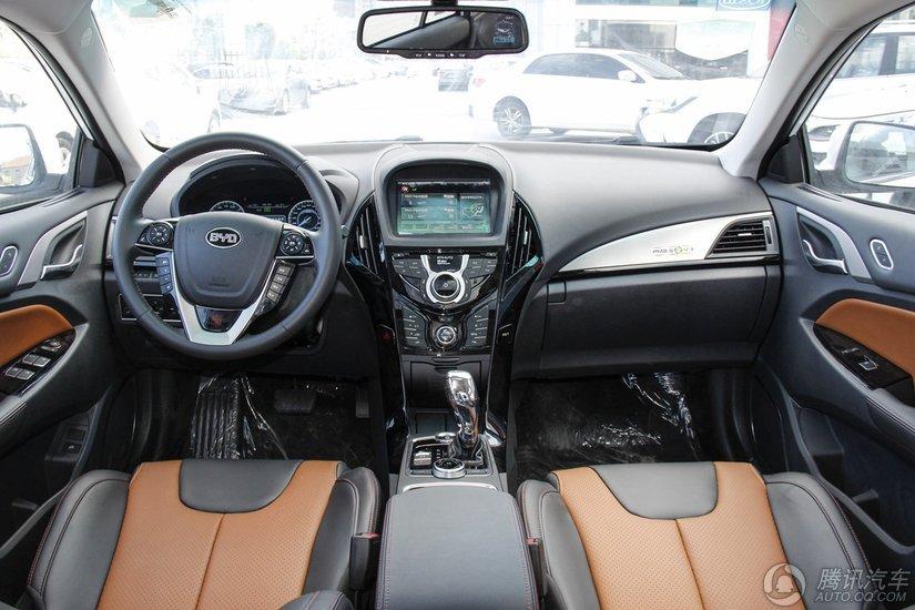 秦 2016款 EV300 旗舰型