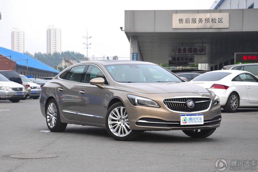 [腾讯行情]惠州 别克君越购车优惠6万元