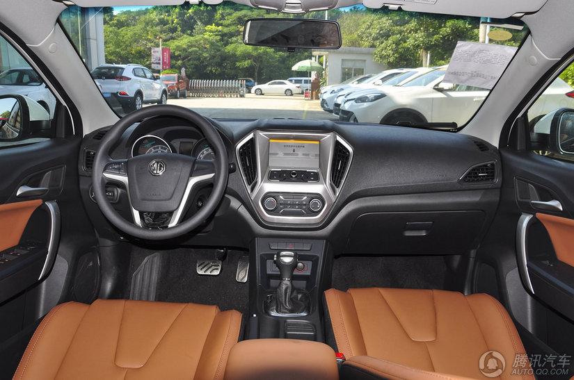 MG锐行 2016款 1.5L AT超值豪华版