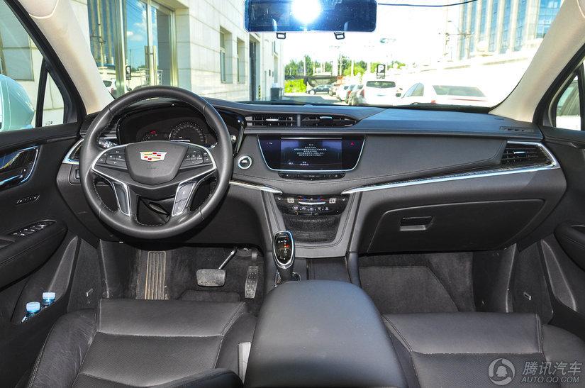 凯迪拉克XT5 2016款 25T 豪华型