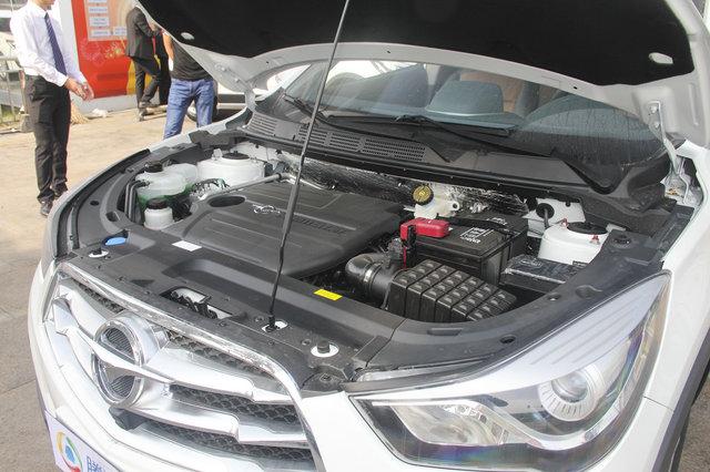 海马S5 2015款 1.5T CVT旗舰型