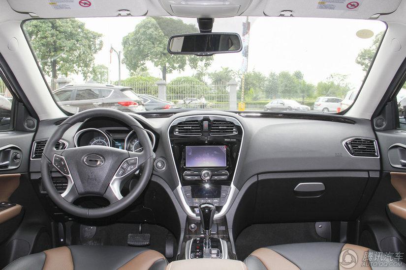 传祺GS5 Super 2016款 1.8T AT四驱周年纪念版