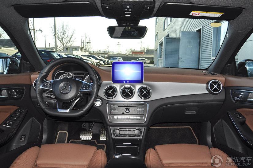 奔驰CLA级 2016款 改款 CLA 260 4MATIC