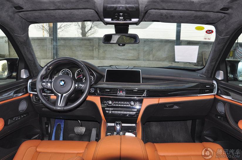 宝马X6 2015款 xDrive50i M运动型