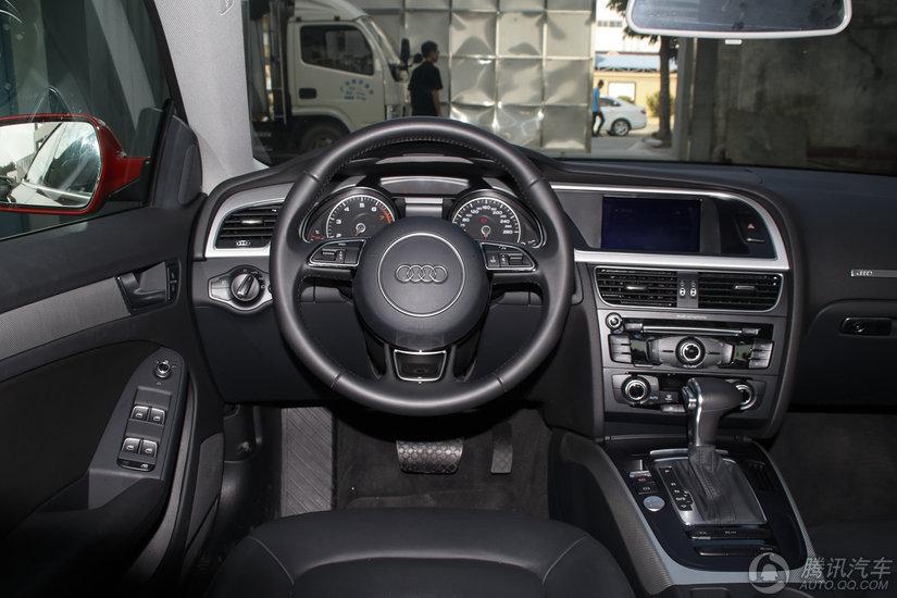 奥迪A5 2016款 改款 Sportback 45 TFSI 舒适型