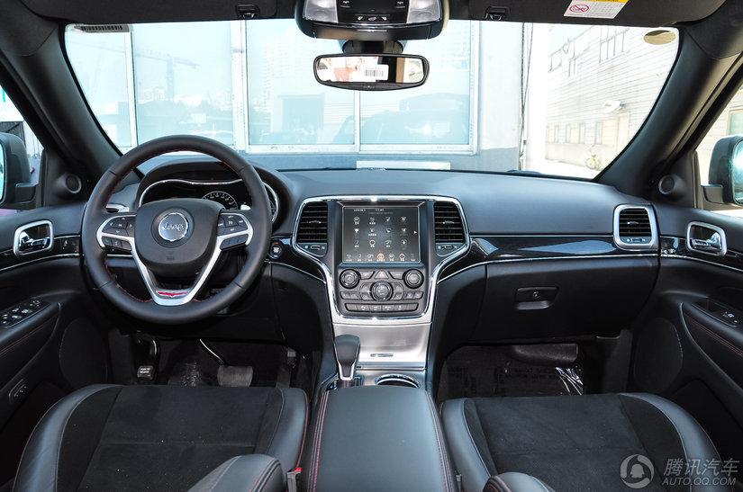 2017款 Jeep大切诺基 柴油版