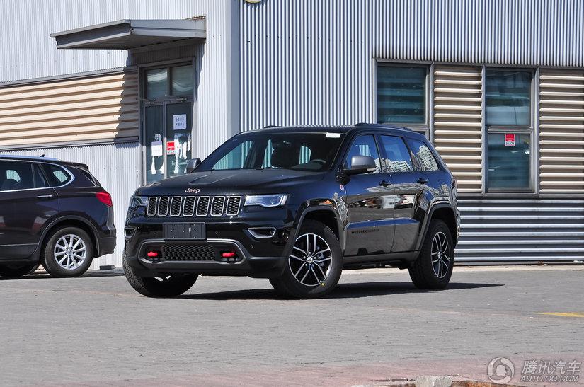 [腾讯行情]成都 Jeep大切诺基优惠10万元