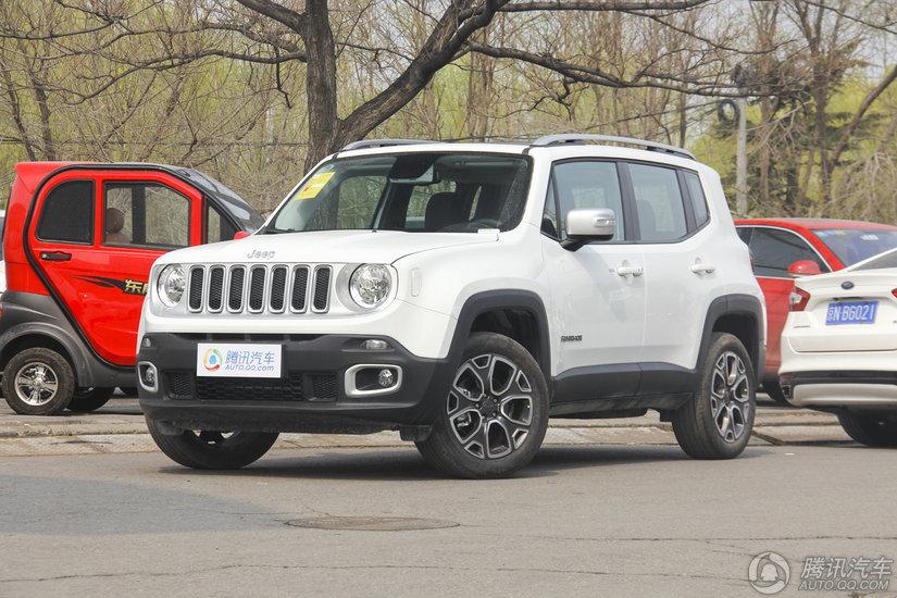 [腾讯行情]泉州 Jeep自由侠价格降5000元