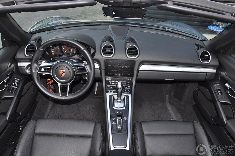 保时捷718 2016款 718 Boxster 2.0T
