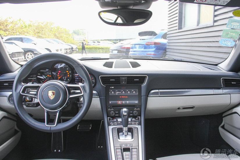 保时捷911 2016款 Carrera Cabriolet 3.0T